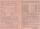 Программка к матчу Судостроитель (Николаев, СССР)-Заря (Ворошиловград, СССР)