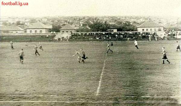 Стадион им. В.И. Ленина - 50-е года
