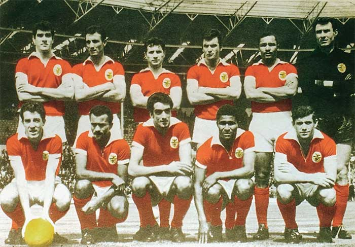 22.05.1963 Милан - Бенфика 2:1. Benfica the 1963 European Cup final