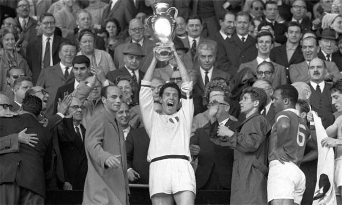 22.05.1963 Milan winner cup at Wembley