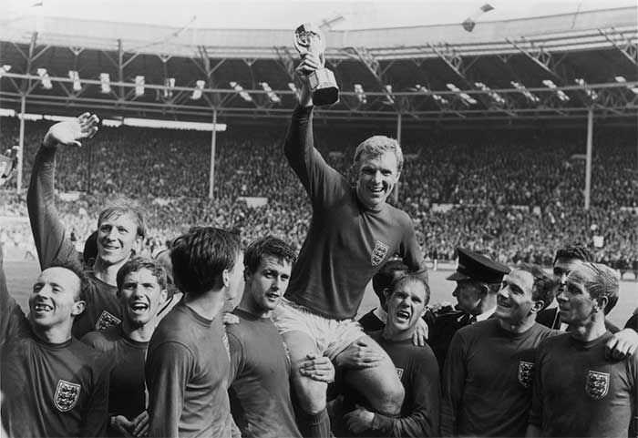 England winner World Cup 1966
