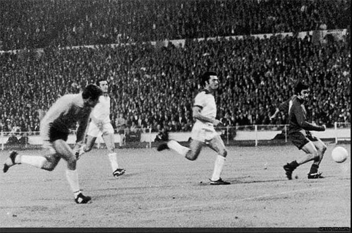 29.05.1968 Manchester United - SL Benfica 4:1. 97 min. George Best 2:1