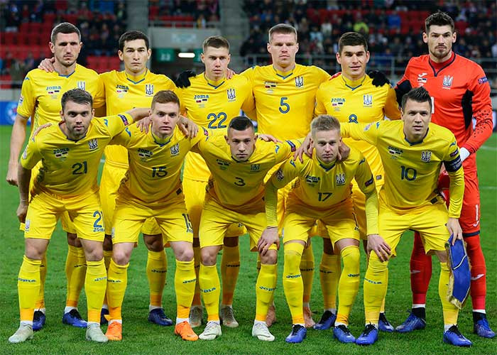 16.11.2018 Slovakia - Ukraine 4:1. Ukraine national football team