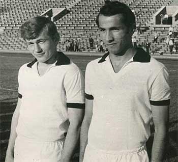 Звезды начала 70-х Владимир Фурсов и Вячеслав Семенов