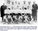 1908 The Great Britain Olympic team which won gold